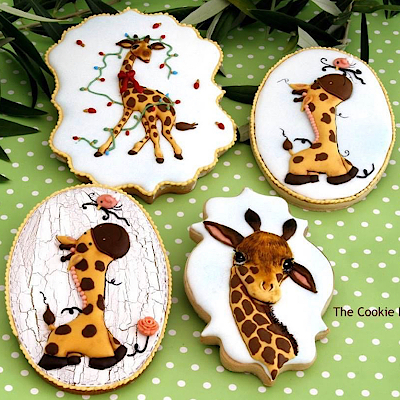 Themed Cookies Category
