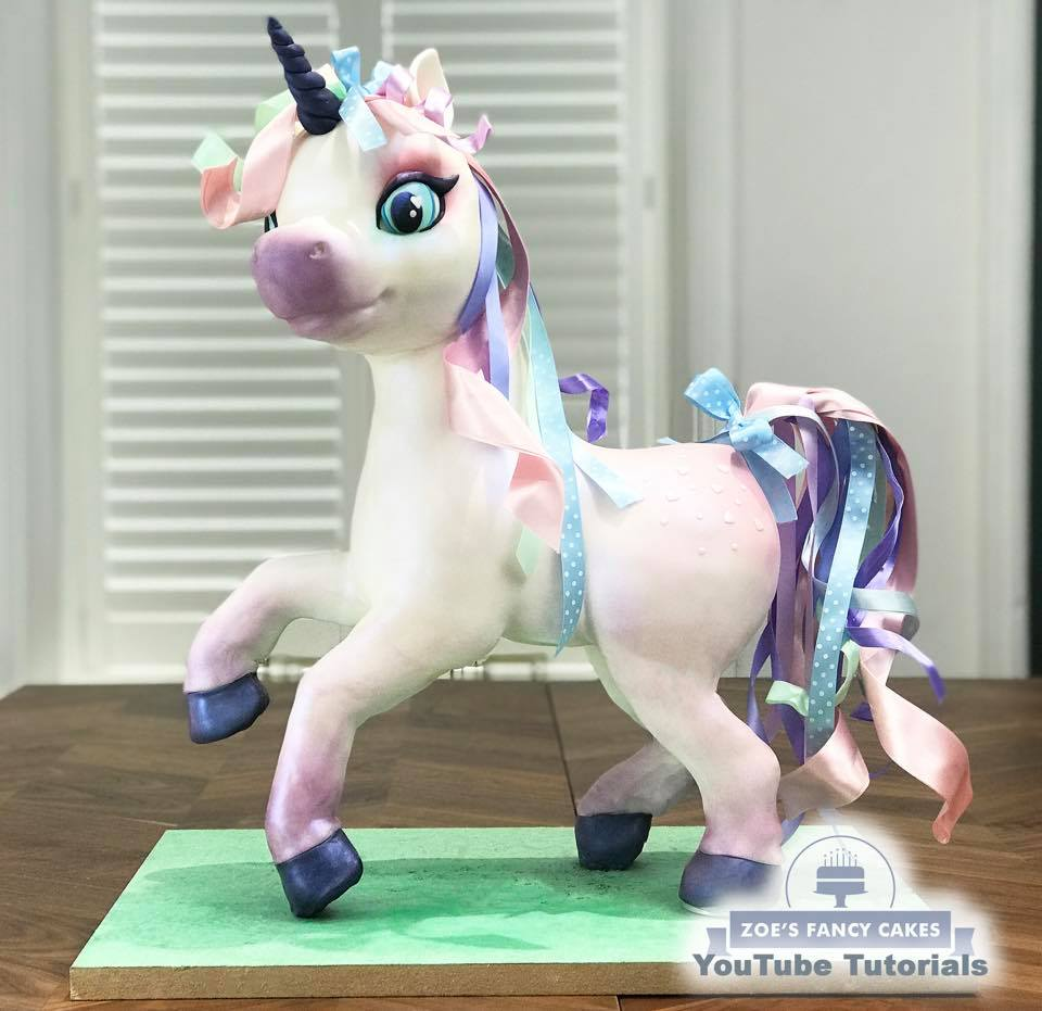 Sculpted Cake Category