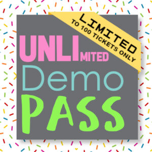 unlimited demo pass