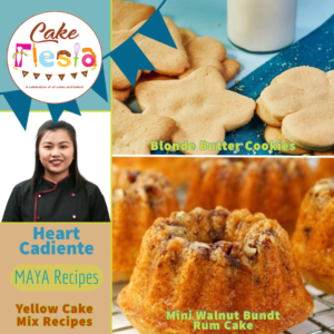 yellow cake mix