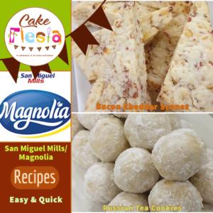 magnolia recipe